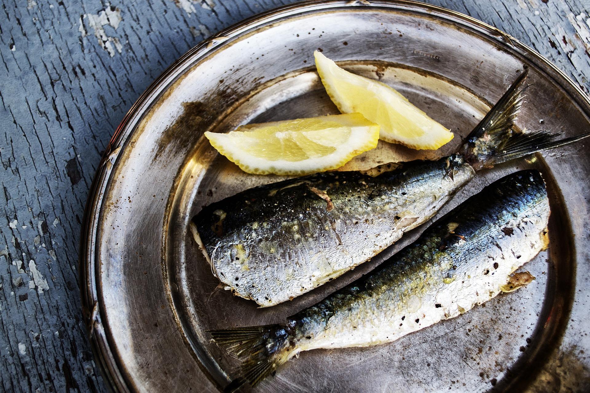 Menu poissons